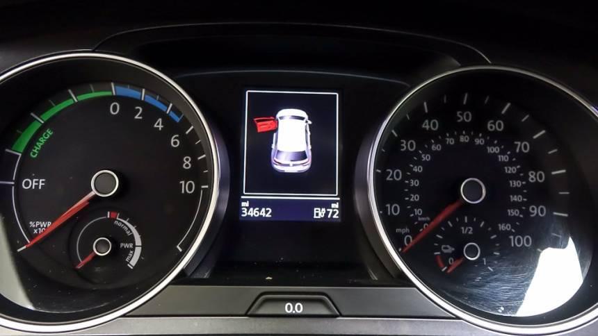 2015 Volkswagen e-Golf WVWPP7AU5FW910513