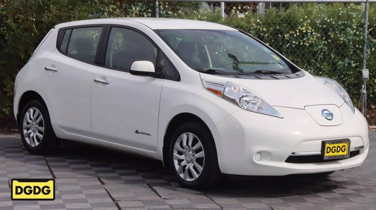 2015 Nissan LEAF 1N4AZ0CP4FC326223
