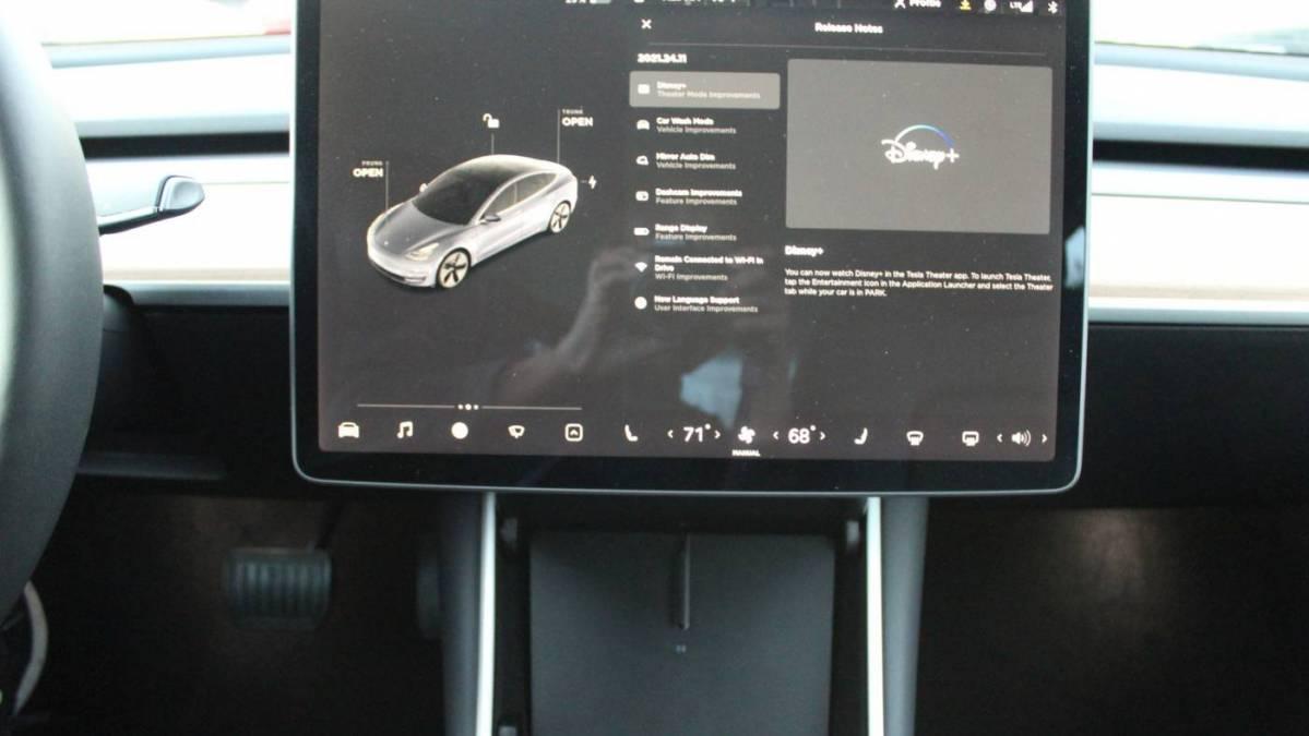 2019 Tesla Model 3 5YJ3E1EB5KF520777
