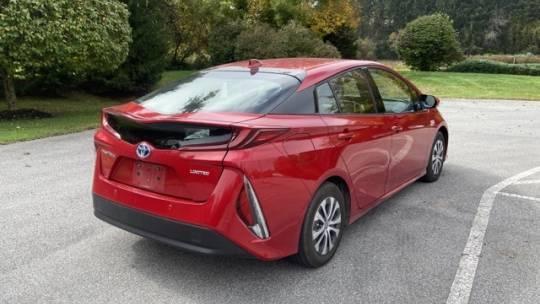 2020 Toyota Prius Prime JTDKARFP8L3160919