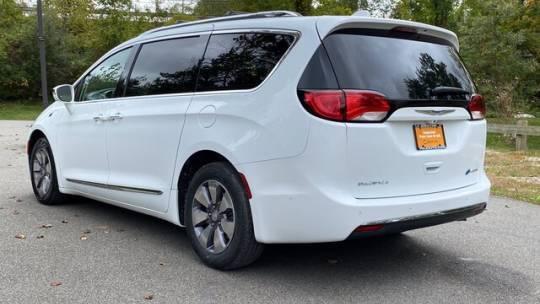 2018 Chrysler Pacifica Hybrid 2C4RC1N75JR323221
