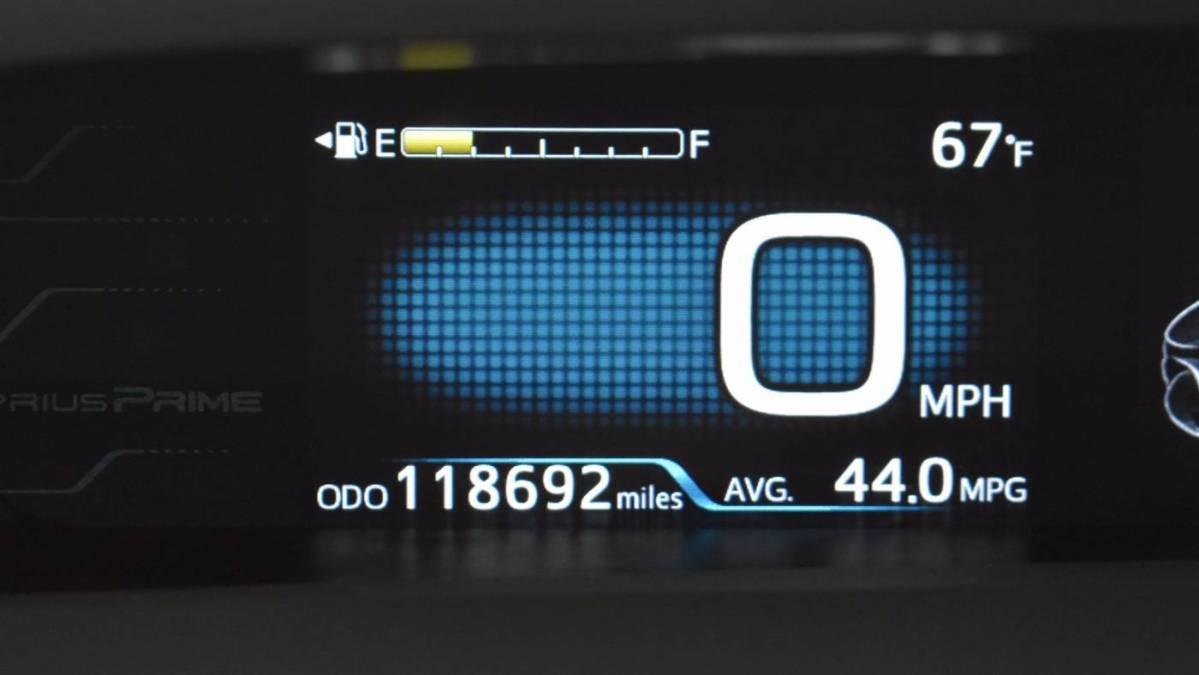 2017 Toyota Prius Prime JTDKARFP3H3067149