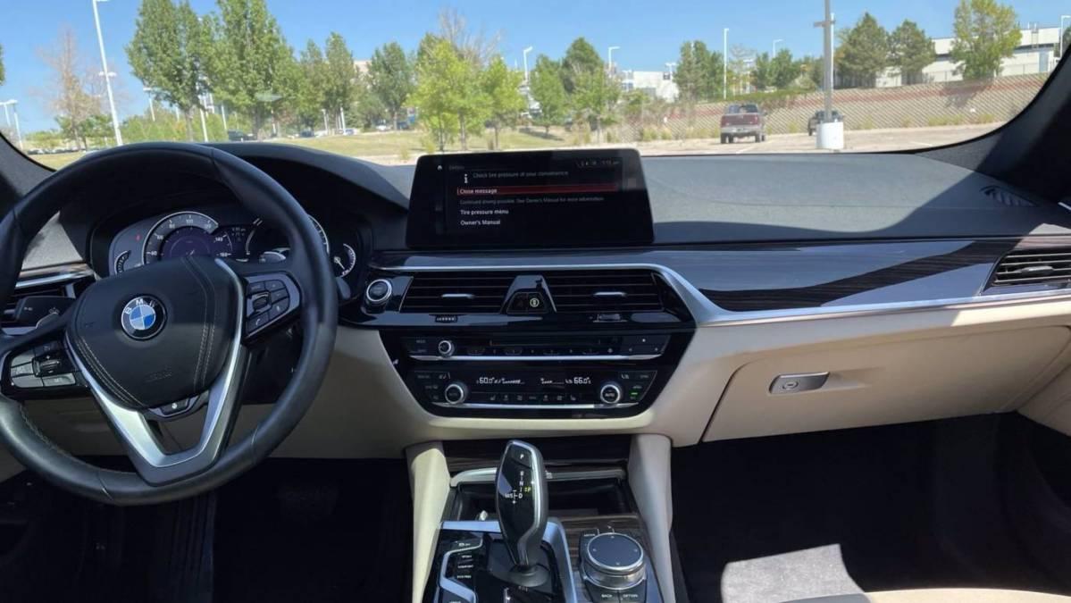 2018 BMW 5 Series WBAJB1C5XJB084018