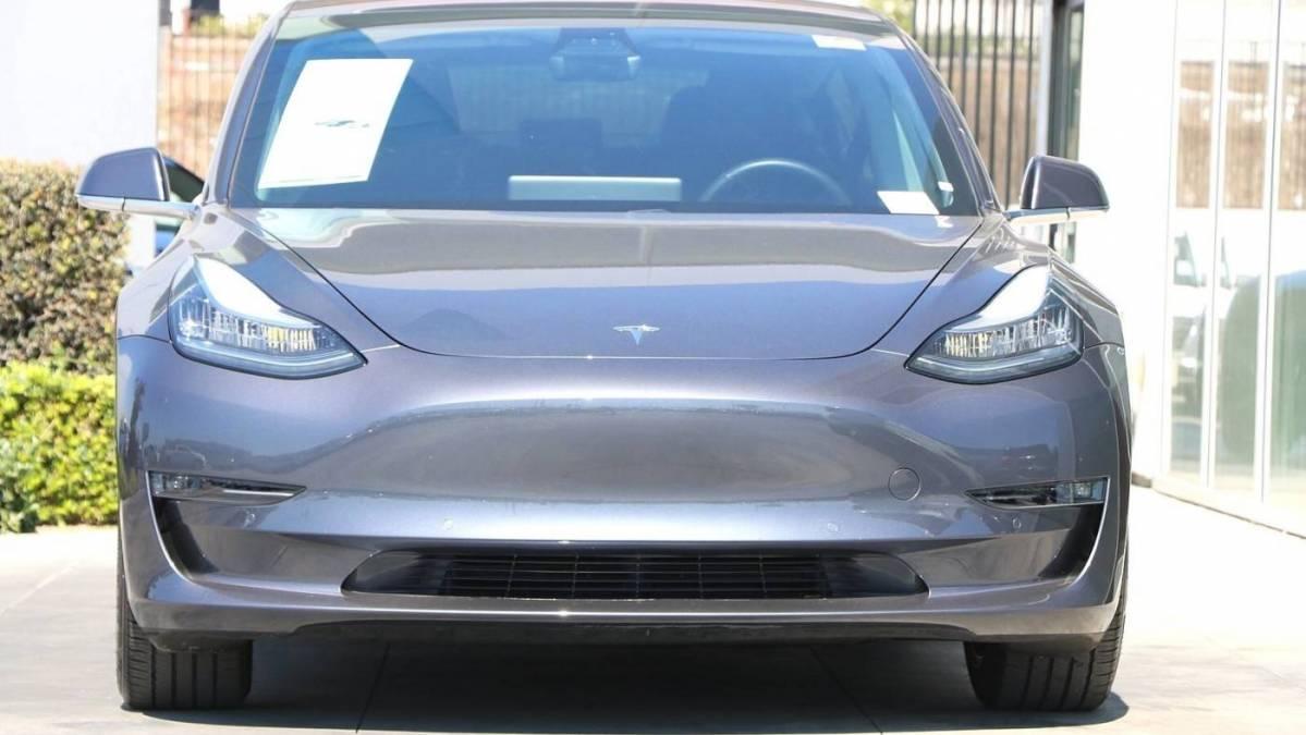 2019 Tesla Model 3 5YJ3E1EBXKF191736