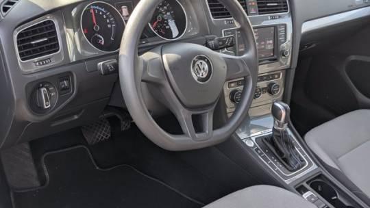 2016 Volkswagen e-Golf WVWKP7AU2GW912196