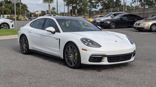 2018 Porsche Panamera WP0AE2A77JL127986