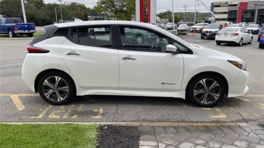 2018 Nissan LEAF 1N4AZ1CP0JC315248