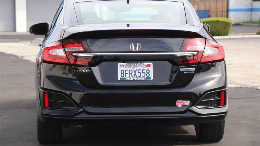 2018 Honda Clarity JHMZC5F35JC014911