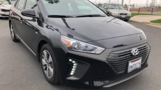2019 Hyundai IONIQ KMHC65LDXKU184300