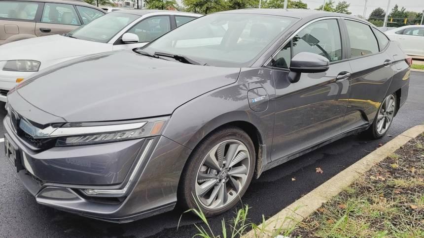 2018 Honda Clarity JHMZC5F16JC015242