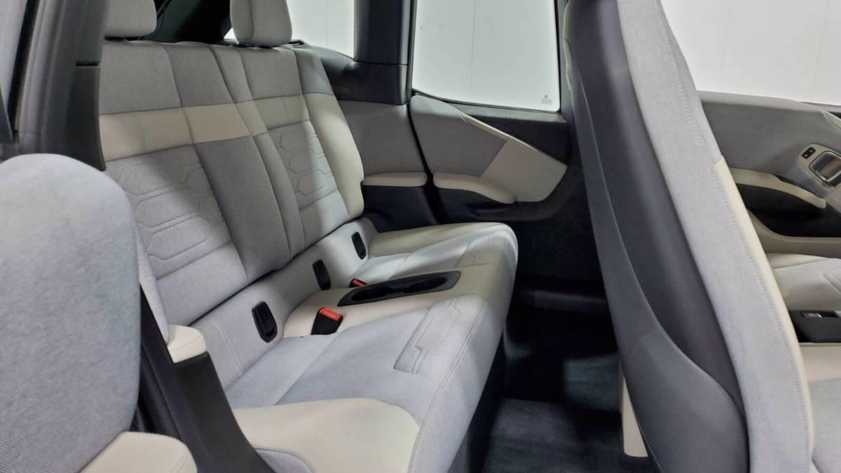 2018 BMW i3 WBY7Z4C5XJVD96432