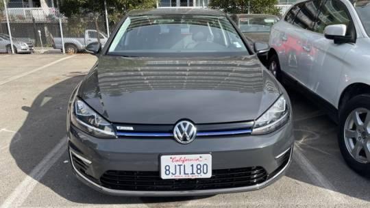2019 Volkswagen e-Golf WVWKR7AU3KW909293