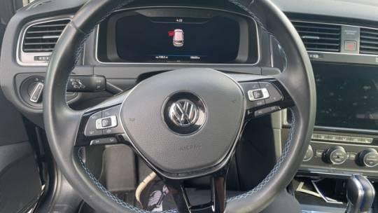 2019 Volkswagen e-Golf WVWPR7AU3KW907582