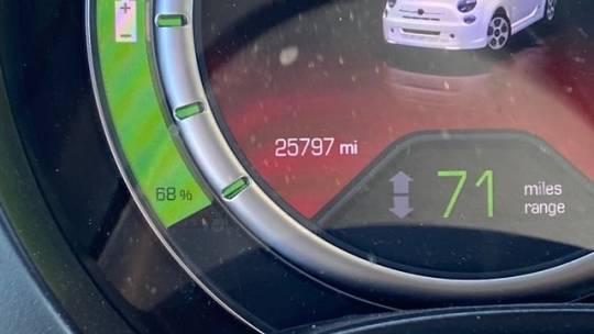 2018 Fiat 500e 3C3CFFGE4JT471755