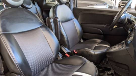 2018 Fiat 500e 3C3CFFGE0JT471722
