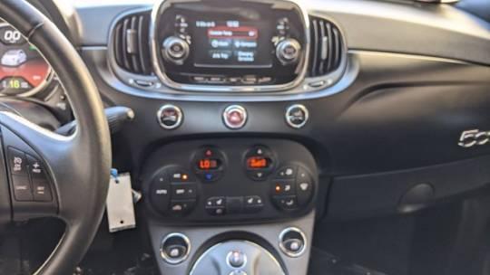 2018 Fiat 500e 3C3CFFGE3JT377480