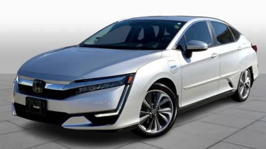 2018 Honda Clarity JHMZC5F3XJC015455