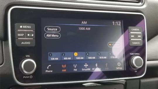 2019 Nissan LEAF 1N4BZ1CP0KC319158