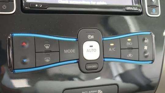 2011 Nissan LEAF JN1AZ0CP6BT006926