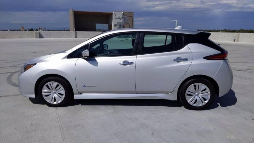 2019 Nissan LEAF 1N4AZ1CP7KC317371