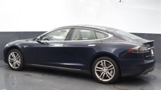 2014 Tesla Model S 5YJSA1H15EFP43884