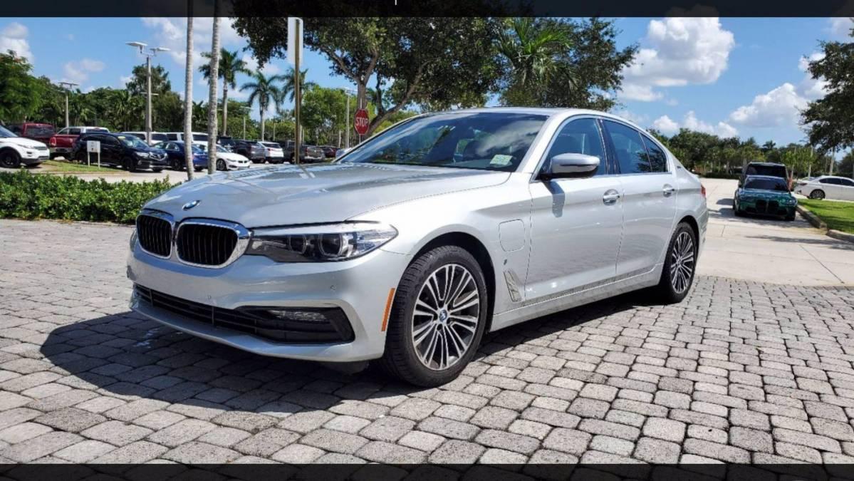 2018 BMW 5 Series WBAJA9C56JB250178