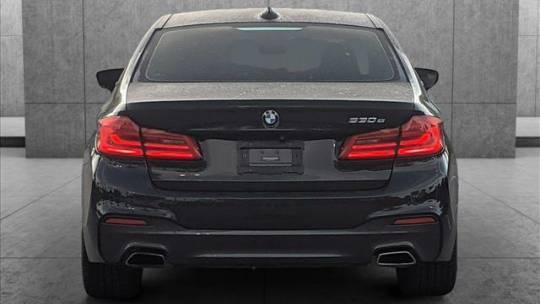 2018 BMW 5 Series WBAJA9C58JB033991