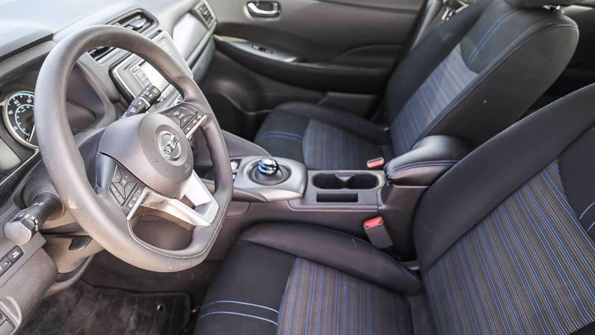 2018 Nissan LEAF 1N4AZ1CP1JC314593