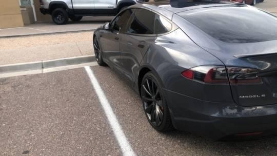 2018 Tesla Model S 5YJSA1E45JF244821