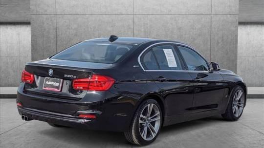 2018 BMW 3 Series WBA8E1C52JA180284