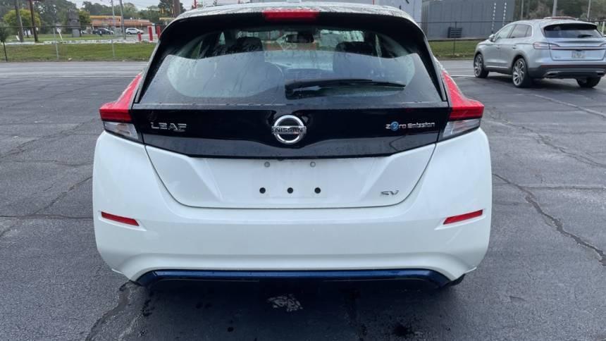 2019 Nissan LEAF 1N4AZ1CPXKC317574
