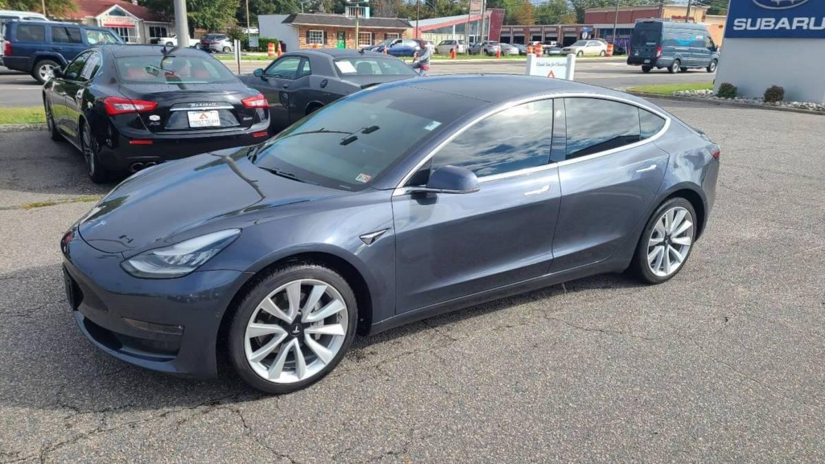 2019 Tesla Model 3 5YJ3E1EA4KF412626