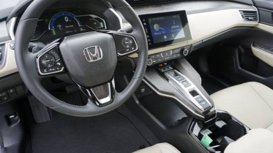 2018 Honda Clarity JHMZC5F35JC006386