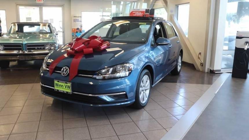 2019 Volkswagen e-Golf WVWKR7AU0KW903192