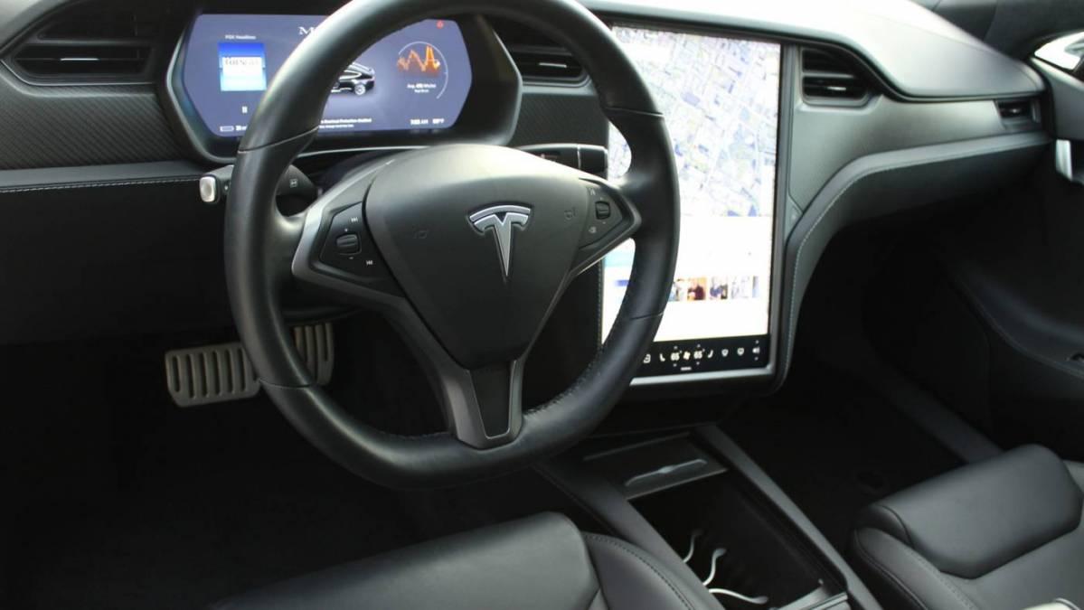 2021 Tesla Model S 5YJSA1E44MF426353