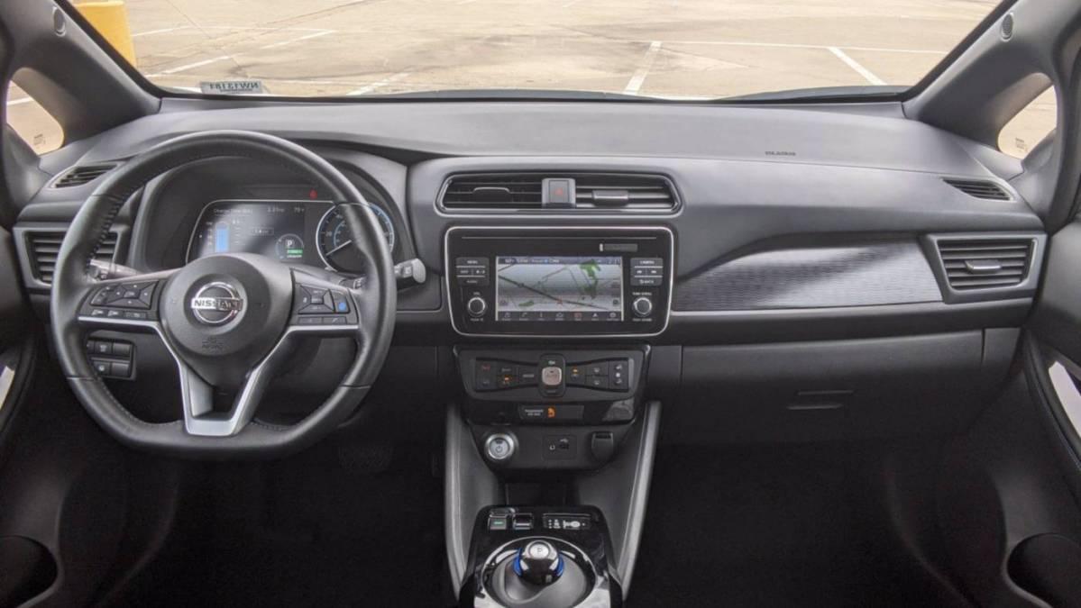2018 Nissan LEAF 1N4AZ1CP0JC314293