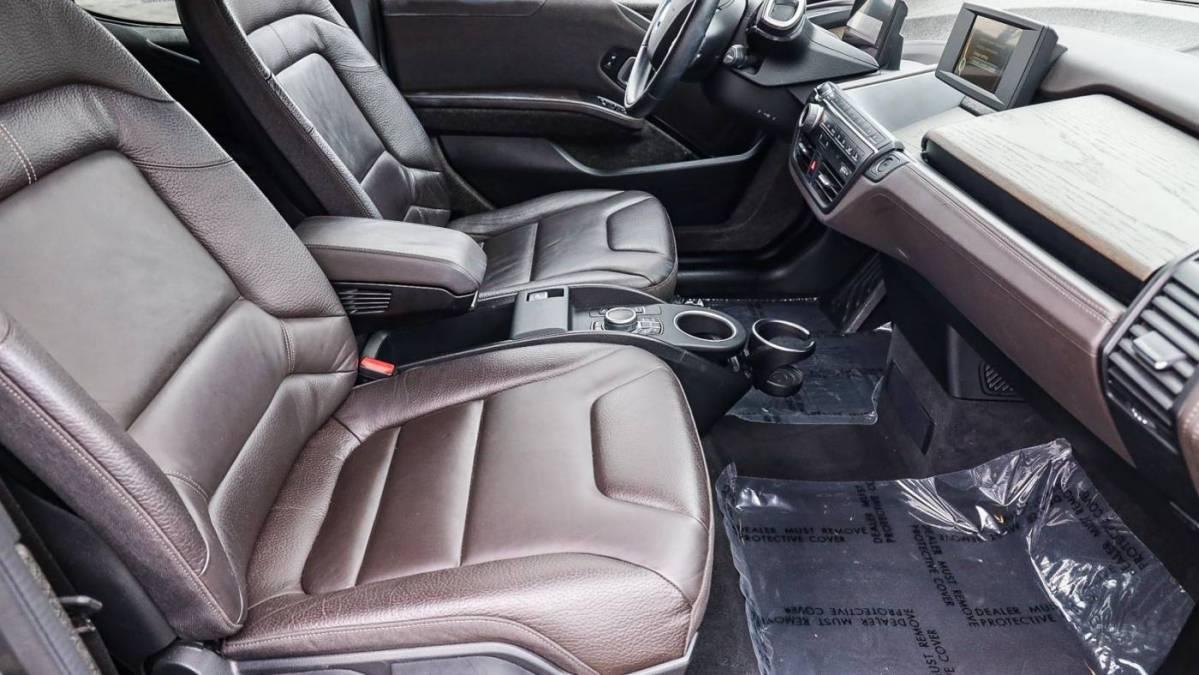 2018 BMW i3 WBY7Z4C51JVD97081