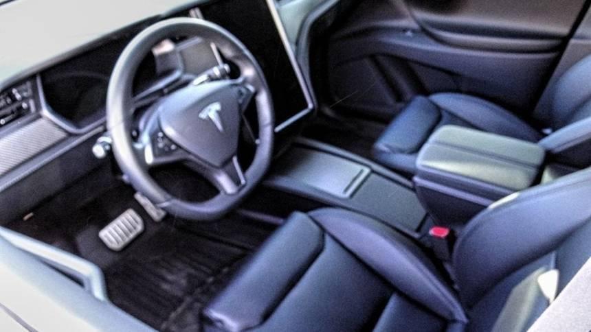 2021 Tesla Model X 5YJXCDE41MF321433