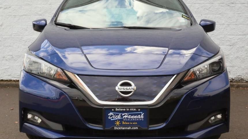 2019 Nissan LEAF 1N4AZ1CP0KC300167