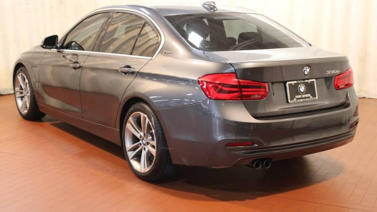 2018 BMW 3 Series WBA8E1C52JA159564