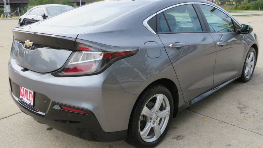 2018 Chevrolet VOLT 1G1RA6S50JU124496