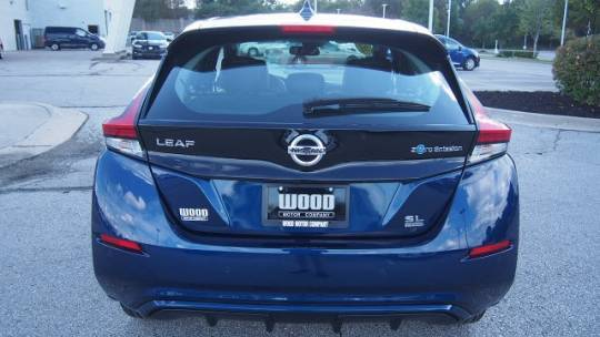 2020 Nissan LEAF 1N4BZ1DP9LC304108
