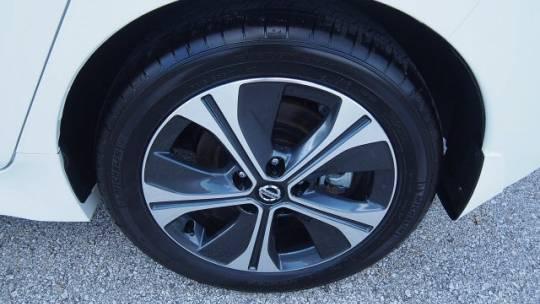 2021 Nissan LEAF 1N4BZ1DVXMC550133