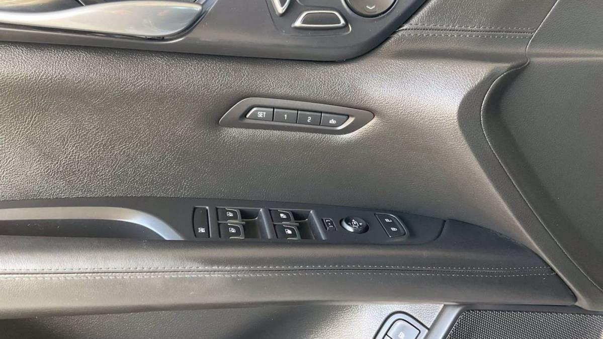 2018 Cadillac CT6 LREKK5RX1JA012350