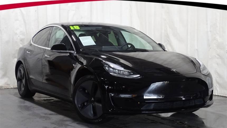 2018 Tesla Model 3 5YJ3E1EA6JF173420