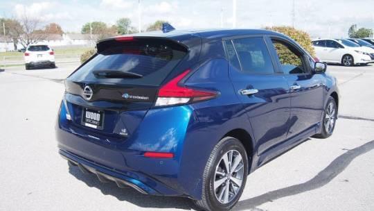 2021 Nissan LEAF 1N4BZ1BVXMC550037