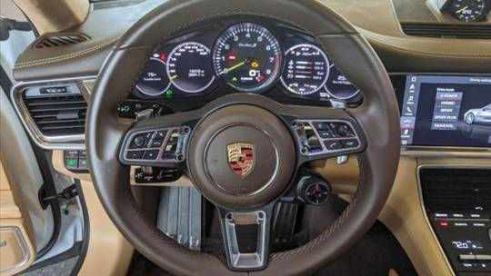 2019 Porsche Panamera WP0AH2A71KL147238