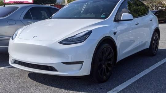 2020 Tesla Model Y 5YJYGDEE9LF048791