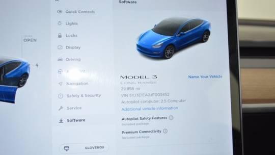 2018 Tesla Model 3 5YJ3E1EA2JF005452