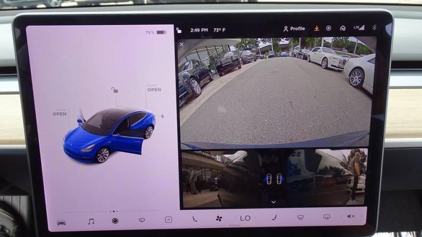 2017 Tesla Model 3 5YJ3E1EA2HF001041